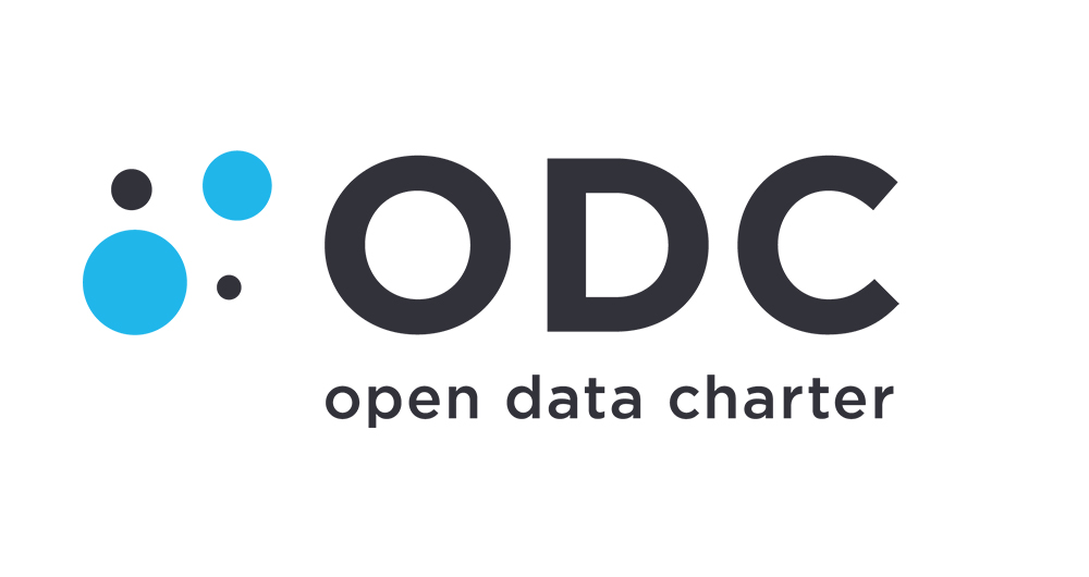 Logo open Data Charter