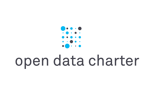 "Logo de la iniciativa ""Open data Charter"""