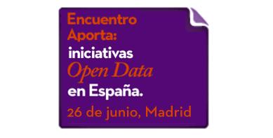Logo encuentro Aporta 2012