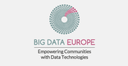 "Logo de lproyecto ""Bid Data Europe"""