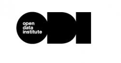 "Logo del programa de ayuda ""Open Data Institute"""