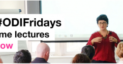 "Imagen sobre ""Free #ODIFridays lunchtime lectures"""