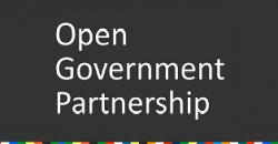 "Logo de la inciativa ""Open Government Partnership"""