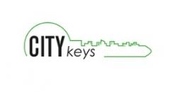 """Logo del proyecto """"CITYkeys"""""""