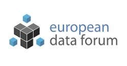 Logo del Foro Europeo sobre Datos