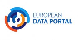 "Logo del portal ""European Data Portal"""