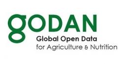 """Logo de la iniciativa """"Global de Datos Abiertos para la Agricultura y Nutrición"""""""