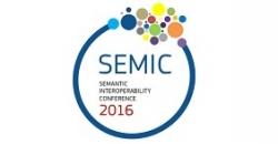 """Logo de la """"Conferencia de Interoperabilidad Semántica"""""""