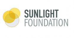 """Logo de la entidad """"Sunlight Foundation"""""""