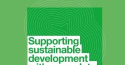 """Imagen del informe """"Apoyo al desarrollo sostenible a través de los datos abiertos"""""""