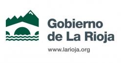 """Logo """"Gobierno de La Rioja"""""""