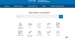 Open data Galicia