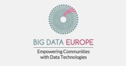 """Logo de lproyecto """"Bid Data Europe"""""""