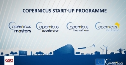 Copermicus start-up programme