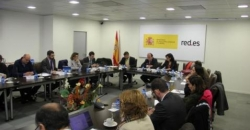 "Foto participantes al ""Foro CPP-RISP"""