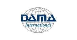Logo DAMA Internacional