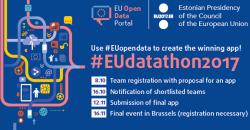 #EUdadtathon2017