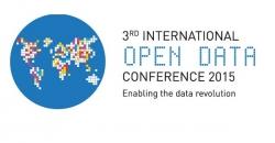 """Logo de la """"III Conferencia Internacional de Datos Abiertos"""""""