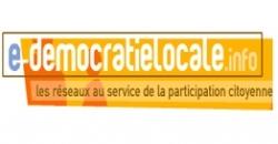 Logo e-democratie