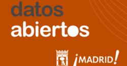 Logo Portal de Datos Abiertos del Ayuntamiento de Madrid