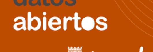 """Logo del portal """"Datos abiertos"""" del Ayuntamiento de Madrid"""