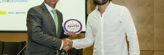 Premios Aporta, Linknovate, Biblioteca Virtual Miguel de Cervantes, datos públicos