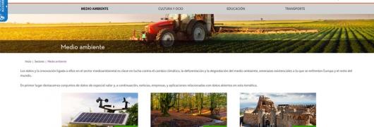 sectoriales datos.gob.es