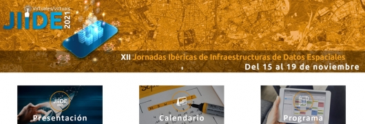 Web capture XII Iberian Conference on Spatial Data Infrastructures