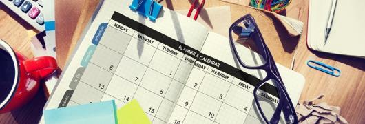 Calendario eventos