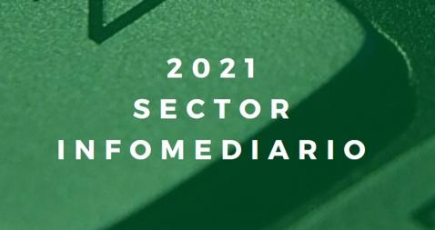 Portada del informe del sector infomediario de Asedie 2021