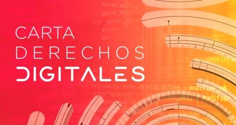 Los datos en la Carta de Derechos Digitales