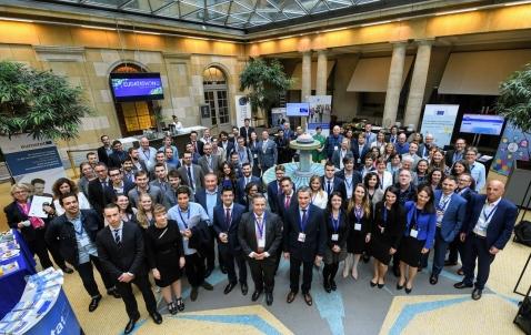 Finalistas EU Datathon 2019