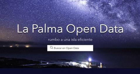 La Palma Open data