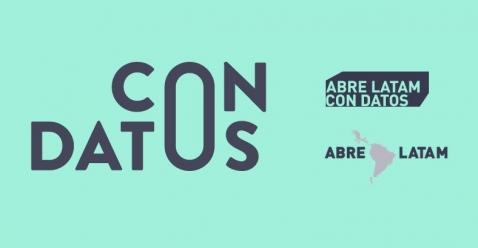 """Logo """"II Conferencia Regional de Datos Abiertos de América Latina y Caribe"""""""