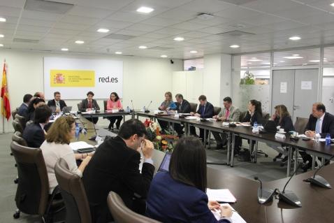 """Foto participantes del  """"Foro de Colaboración Público-Privada sobre Reutilización de la Información del Sector Público"""""""