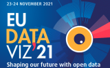 EUDATAVIZ 21. 23-24 NOVEMBER 2021. Shaping our future with open data