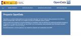 Portal Open Data de la OEPM
