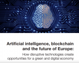 'Inteligencia Artificial, blockchain y el futuro de Europa'