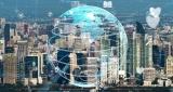 imagen que representa una ciudad conectada