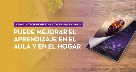 Tecnología educativa basada en datos para mejorar el aprendizaje