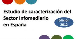 Estudio de caracterización del sector infomediario 2012