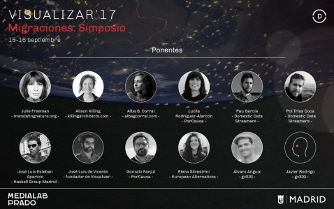 Ponentes Visualizar'17