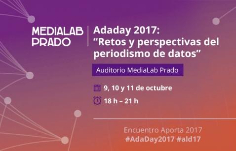 Adaday 2017: Retos y perspectivas del periodismo de datos
