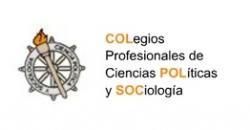 Logo Colegios Profesionales de Ciencias Políticas y Sociología