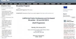 Segunda Conferencia Pública LAPSI