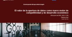 Jornada online Aragon Open Data