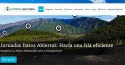 Jornadas Datos Abiertos: Hacia una isla eficiente