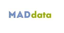 Logo Evento MADdata