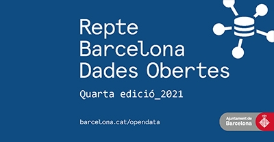 Reto Barcelona Dades Obertes 2021