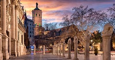 Titulacións impartidas en universidades españolas